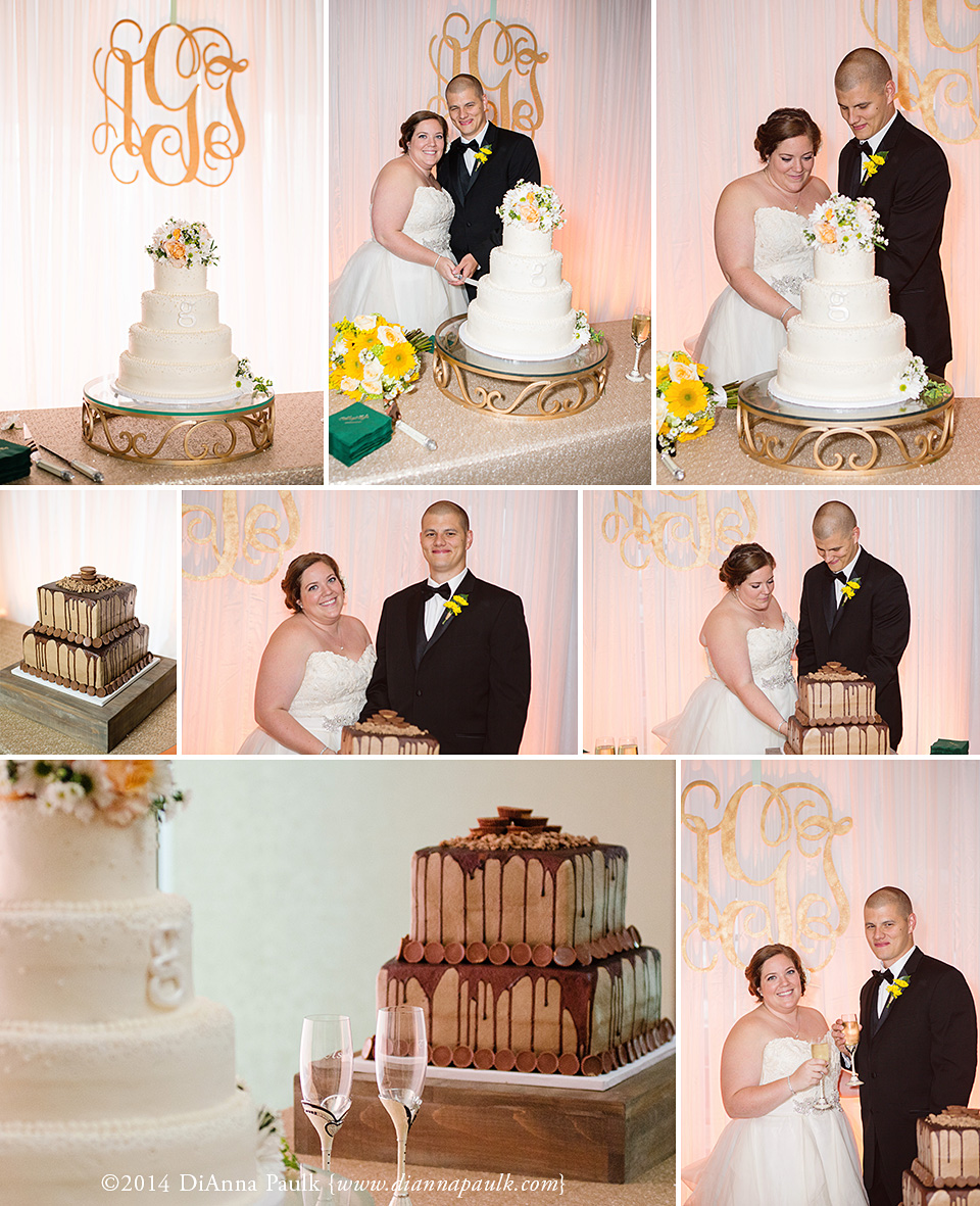 96 Fun Facts About Your Favorite Bridal Designers: Ashley + Tyler At First Baptist And RSA Plaza Terrace