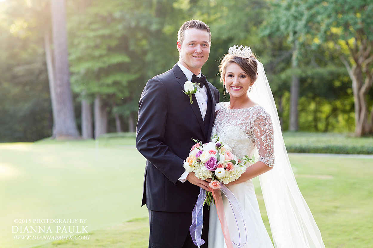 Mr Mrs Mcdorman Auburn Opelika Wedding Photography By Dianna
