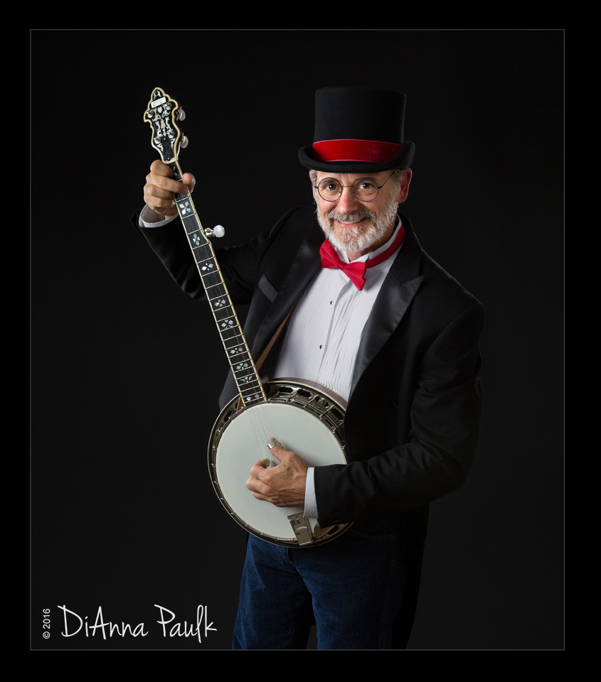 """Top Hat Banjo"" - Merit Print, PPA's IPC 2015"