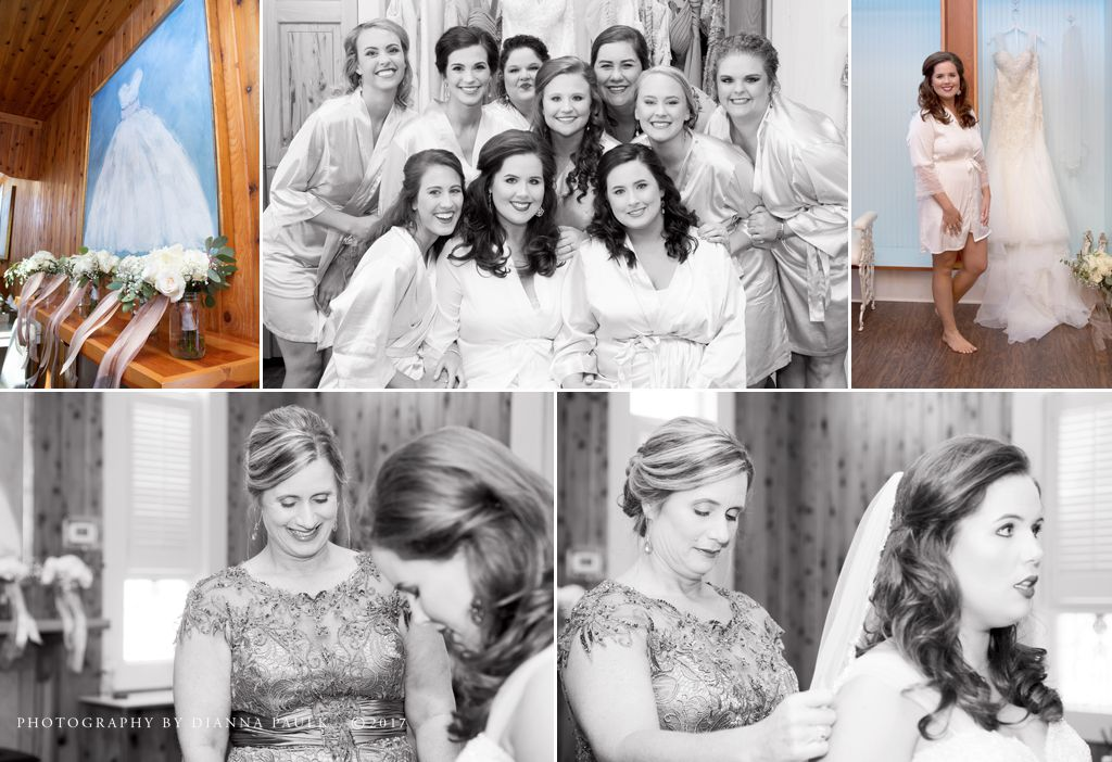 Wedding Preparation At The Emporium In Troy Al Photography By Dianna Paulk A Certified