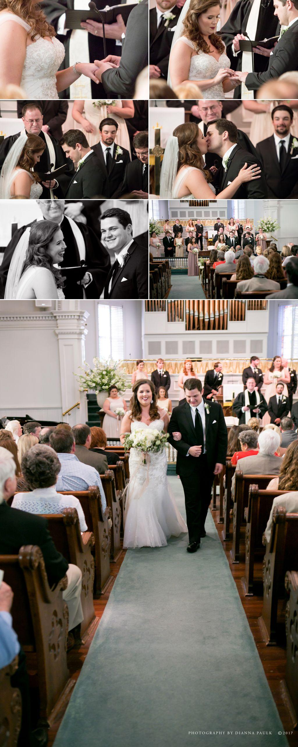 Wedding At First United Methodist Church Of Troy Al Photography By Dianna Paulk A